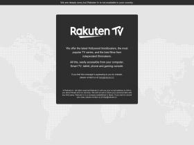 Rakuten TV voucher code